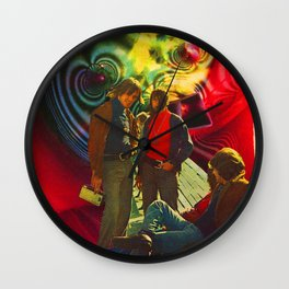 Dropout Boogie Wall Clock
