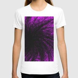 Lavender Spiral2 T-shirt