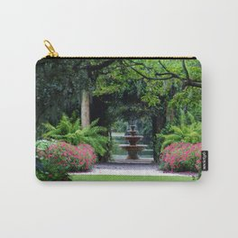 Focal Point In The Garden Carry-All Pouch