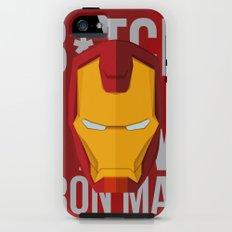 B*tch i'm ironman Tough Case iPhone (5, 5s)