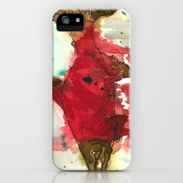 Sockeye Season iPhone Case