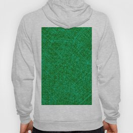 Scratched Green Hoody