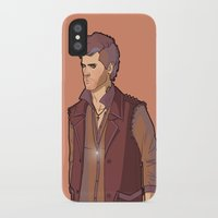 goth iPhone & iPod Cases featuring Goth Cas by rdjpwns