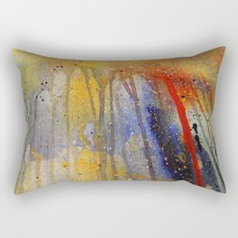 Splash 001 Rectangular Pillow