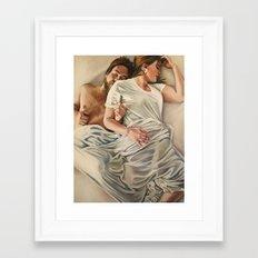 Origin of Love #4 Framed Art Print