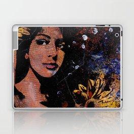 untitled #28914 (sunflowers bikini girl) Laptop & iPad Skin