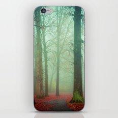 Autumn Wanderlust iPhone Skin