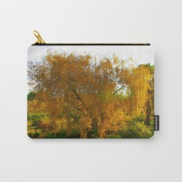 Our Golden Willow Carry-All Pouch