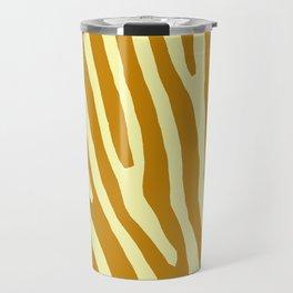 Chocolat Zebra Travel Mug