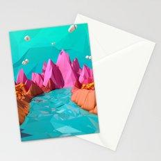 spring deny Stationery Cards