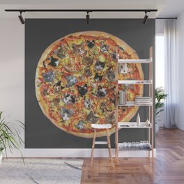 If the internet was a pizza... Wall Mural