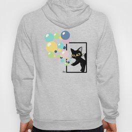 Colorful bubbles Hoody