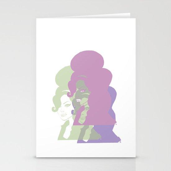 Amy 2 Stationery Cards
