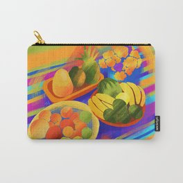 After The Market Carry-All Pouch