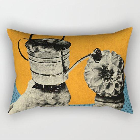 Cats&Dogs Rectangular Pillow