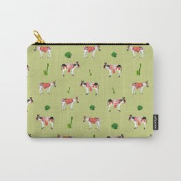 donkeys and cactuses Carry-All Pouch