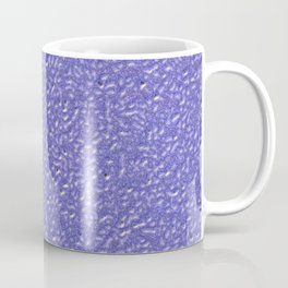 Etched Metal Coffee Mug