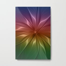 The Life of Colors Metal Print