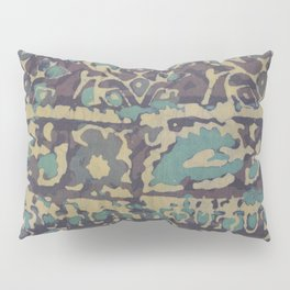 Elephant Batik Pillow Sham