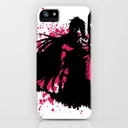 Mugetsu iPhone Case
