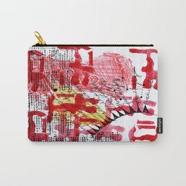 Close your eyes Carry-All Pouch