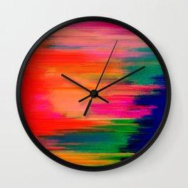 Advanced Color Wall Clock
