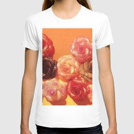GLITTERY ROSES T-shirt
