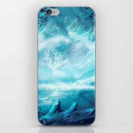 The Last Deity iPhone Skin