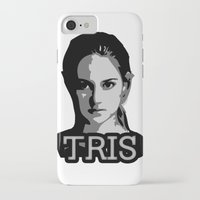 divergent iPhone & iPod Cases featuring Divergent: Tris by Flash Goat Industries