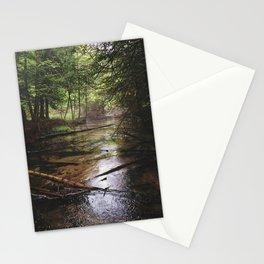 McCune Nature Preserve in Petoskey, Michigan Stationery Cards