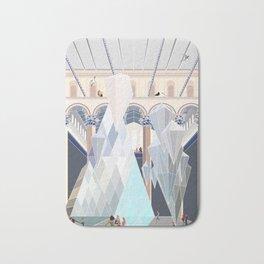 Iceberg Bath Mat