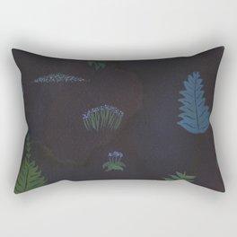 The Night Garden Rectangular Pillow