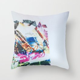 CORDS Throw Pillow