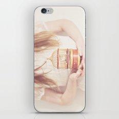 sweet nightingale iPhone & iPod Skin