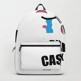 Cashier During Black Friday - Cashier Backpack