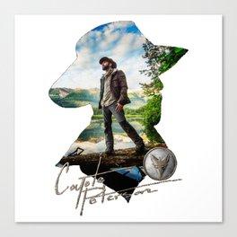 Coyote Peterson Canvas Print