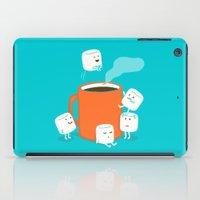 budi iPad Cases featuring Cannonball by Picomodi