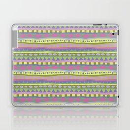 Stripey-Fairytale Colors Laptop & iPad Skin