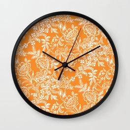 Morning Tea Wall Clock