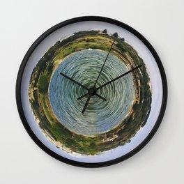 miniplanet Wall Clock