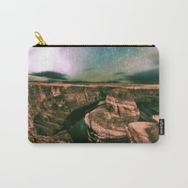 Desert Starry Night Carry-All Pouch