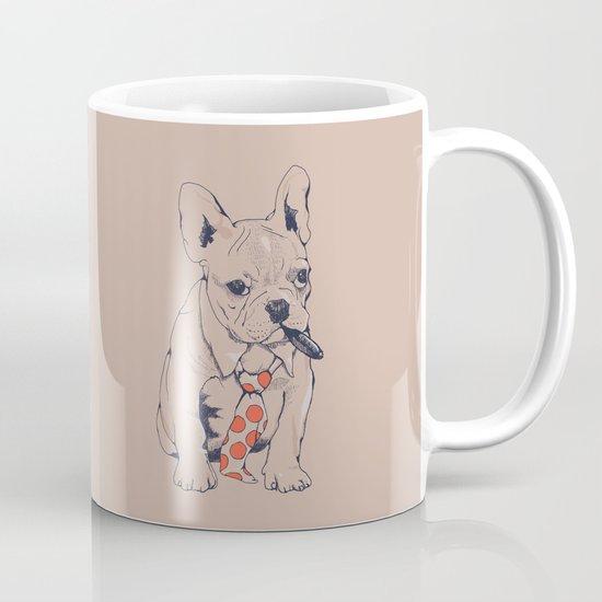 FRENCH BULLDOG BOSS Mug