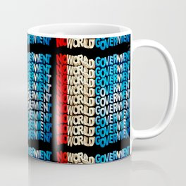 No World Government Coffee Mug