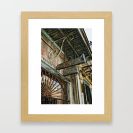 Preservation Hall Framed Art Print