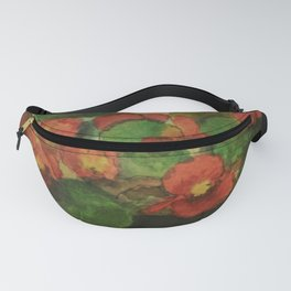 Begonias wc161104a Fanny Pack