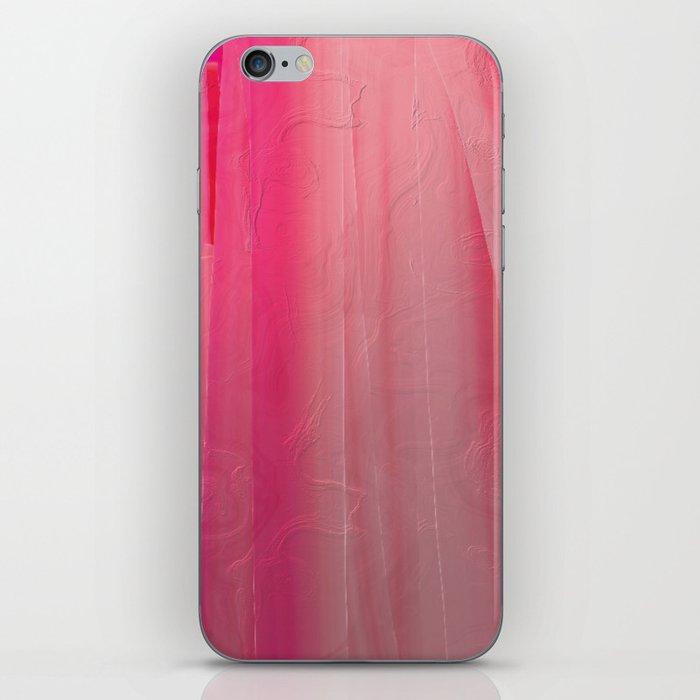 Cascade of Pink iPhone Skin