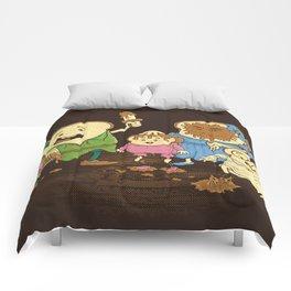Yep, just a little bit of fairy peanut butter Comforters