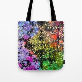 many dots III Tote Bag
