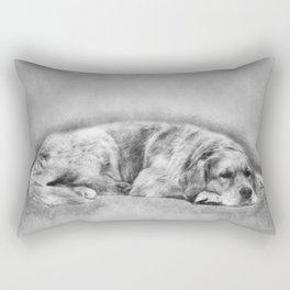 Sweet Cappuccino Rectangular Pillow