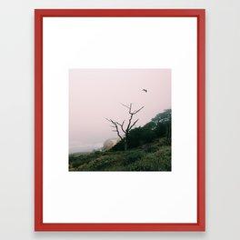 Lands End Lookout Framed Art Print